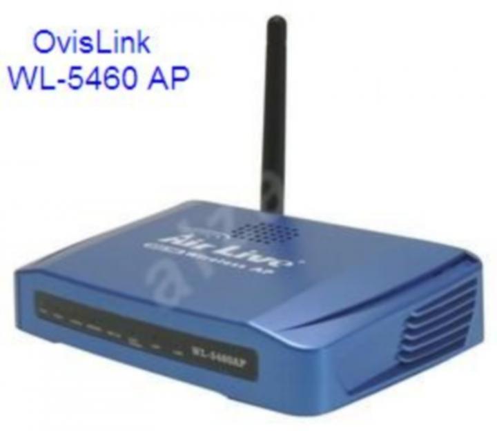 OvisLink WL-5460AP